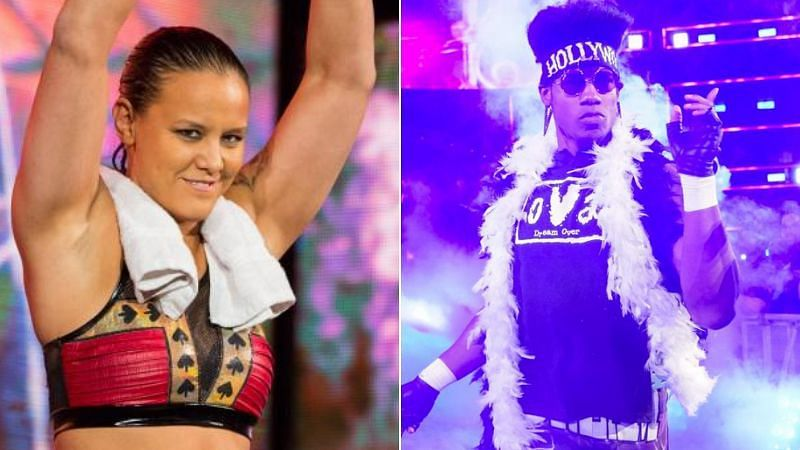 Shayna Baszler and Velveteen Dream are two of NXT
