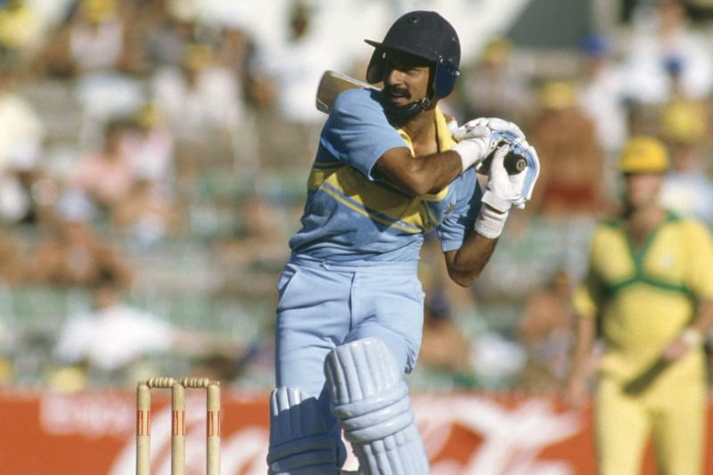 Srikkanth was first indian to score 4000 runs in odi
