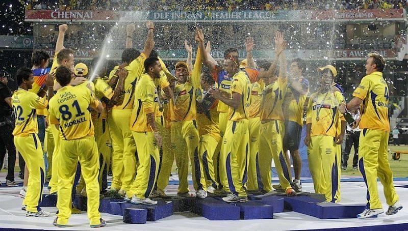 चेन्नई सुपर किंग्स 2011