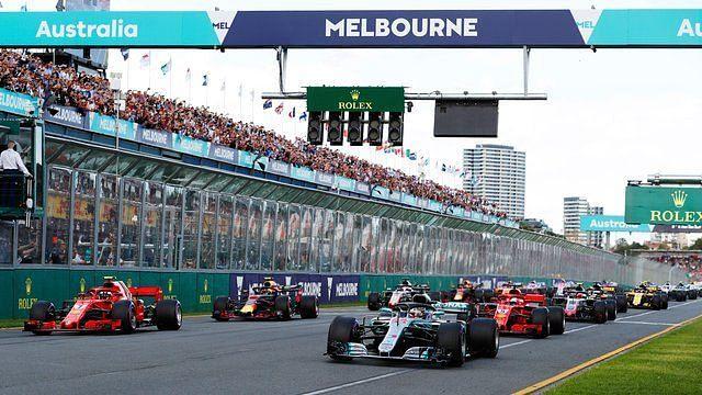 F1 Australian Grand Prix Where To Watch Live Stream Details Tv Schedule Weather Tyre Track Info