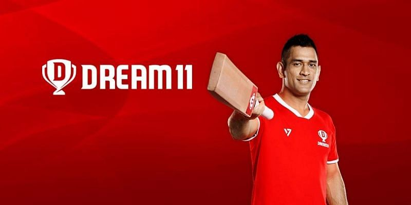 MS Dhoni is the brand ambassador of Dream 11.