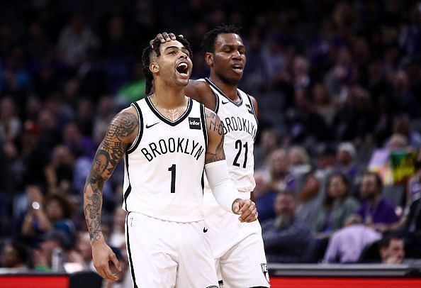 The Brooklyn Nets are set to return to the playoffs for the first time since 2015