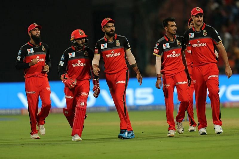 RCB will look for their first win of IPL 2019. Photo - BCCI/IPLT20