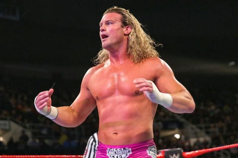 Dolph Ziggler has been with the WWE since 2004