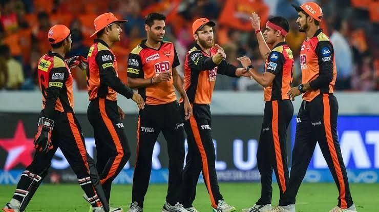 Sun Risers Hyderabad Team Have the Both Spin & Pace Bowlers as well