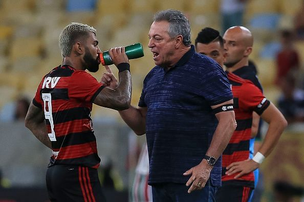 Gabriel Barbosa (l) - On the road to redemption