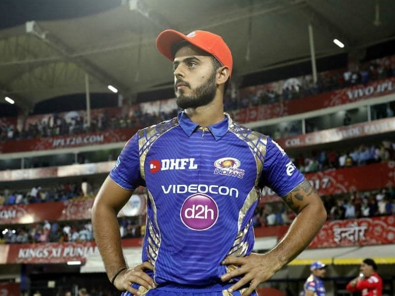 Nitish Rana was one of the top contenders to win the Orange Cap in 2017