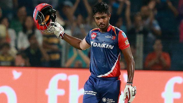 Sanju Samson produces first century of IPL 2019