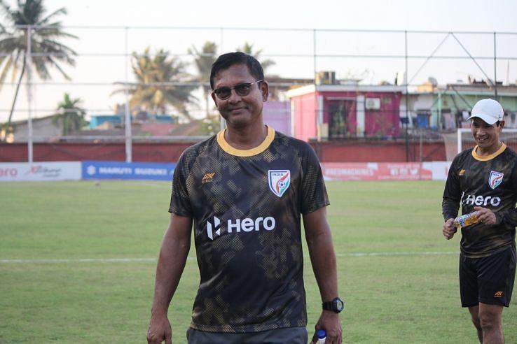 Derrick Pereira, India