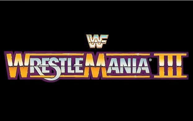 WrestleMania 3 drew a live crowd of over 90,000 people