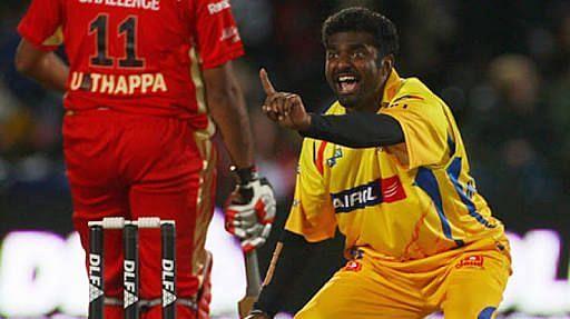 Murali was a runaway success for Chennai Super Kings