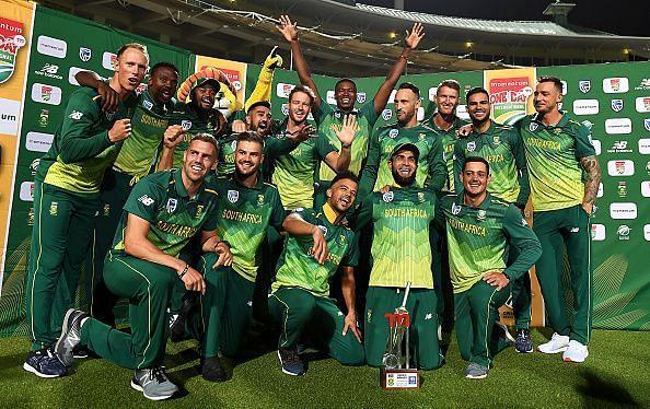 South Africa v Sri Lanka- One Day International