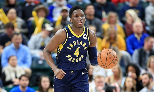 The Pacers have not looked uncomfortable even in the absence of Victor Oladipo