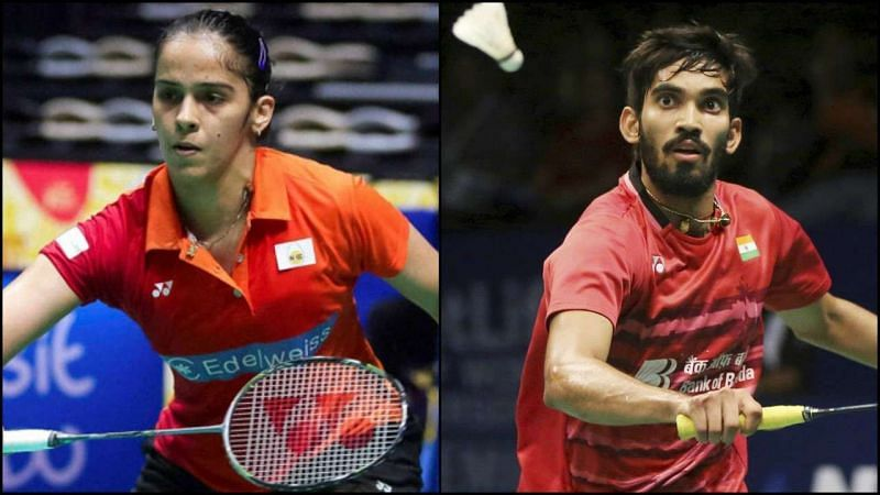 Nehwal and Srikanth are the only Indians left in the prestigious competition