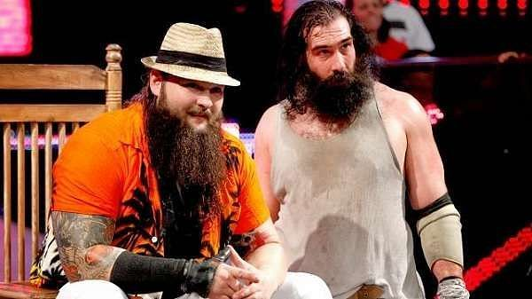 Bray Wyatt and Luke Harper have popped up on live events recently and are expected to be back on TV soon.