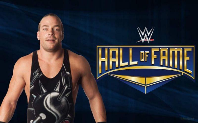RVD will join the WWE Hall of Fame class of 2021