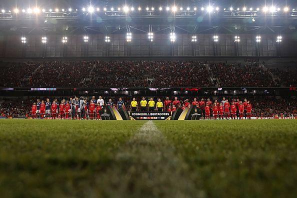 Athletico PR v Jorge Wilstermann - Copa CONMEBOL Libertadores 2019