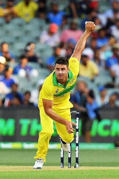 Stoinis had an excellent BBL season with 494 runs and 14 wickets
