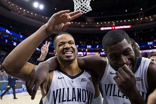 The Villanova Wildcats were crowned 2018 National Champion