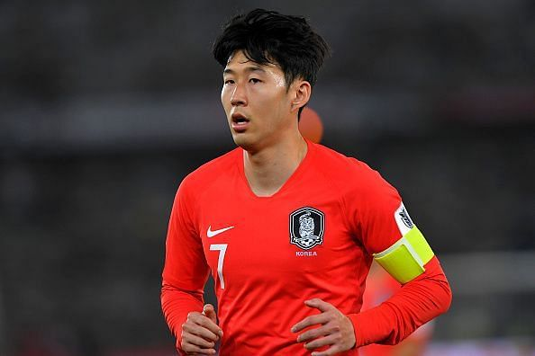 Son Heung-Min profile picture