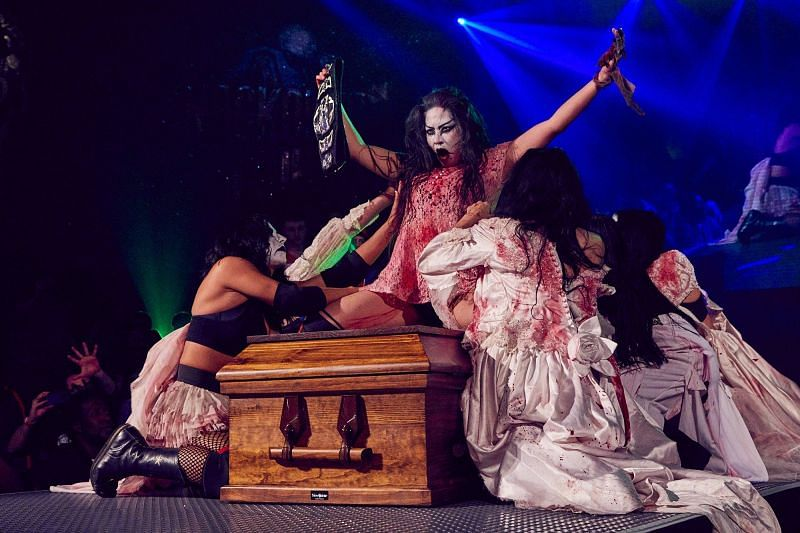 Su Yung is wrestling in Impact now