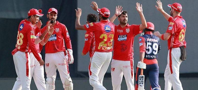 Kings Xl Punjab Team