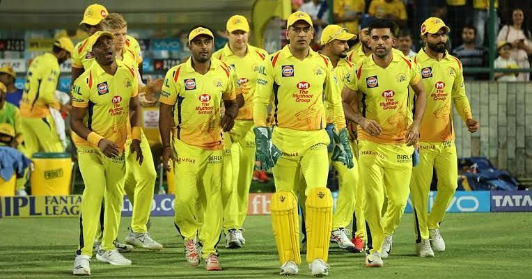 The overseas bowlers played a crucial role in CSK