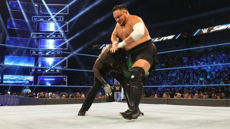 The Destroyer needs to destroy R-Truth in the upcoming episodes of SmackDown
