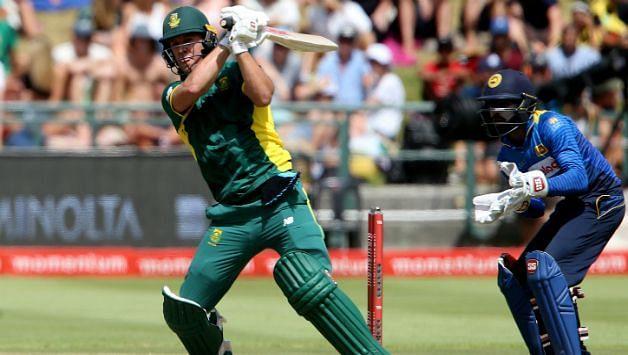 South Africa beat Sri Lanka by 41 runs via D/L method in the 5th ODI