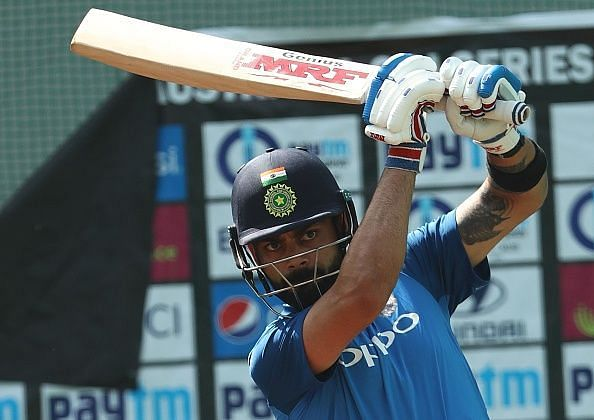 Virat Kohli reaches one more milestone as India takes the field against Australia in second ODI
