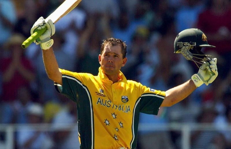 Ricky Ponting Hit 6 Tons against india