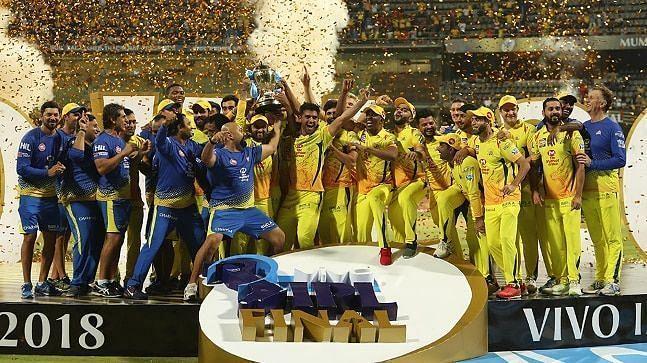 चेन्नई सुपर किंग्स इस बार खिताब बचाने उतरेंगे