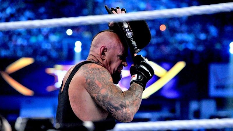 No one predicted The Undertaker would lose at WrestleMania 30