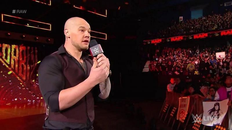 Corbin can simply refuse the match and insult Kurt