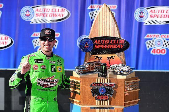 Monster Energy NASCAR Cup Series - Auto Club 400