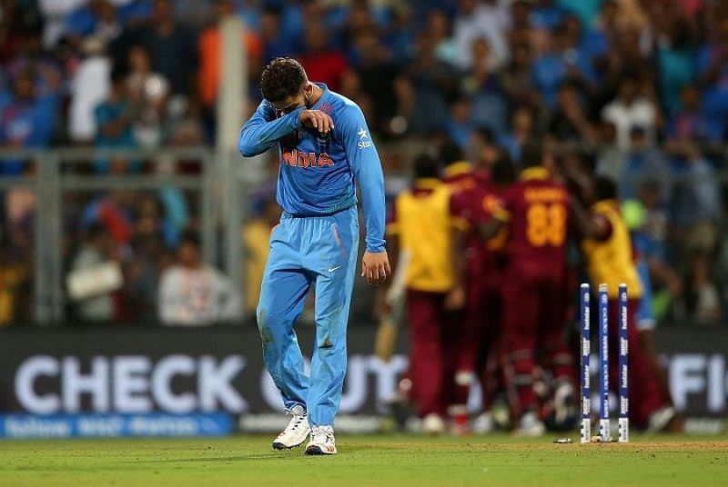 Team india lose 3 odi series after 2015 WC