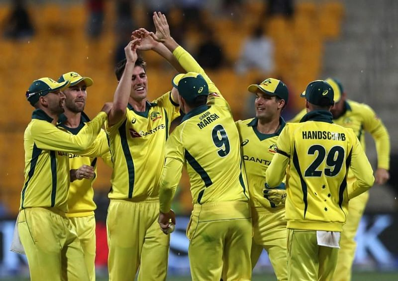 Australia won 3rd odi vs Pakistan