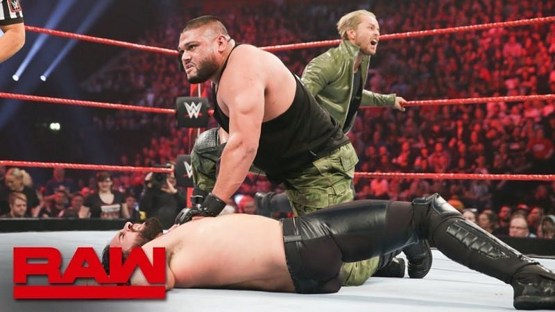 Akam is injured, which has forced WWE to keep Rezar off TV as well