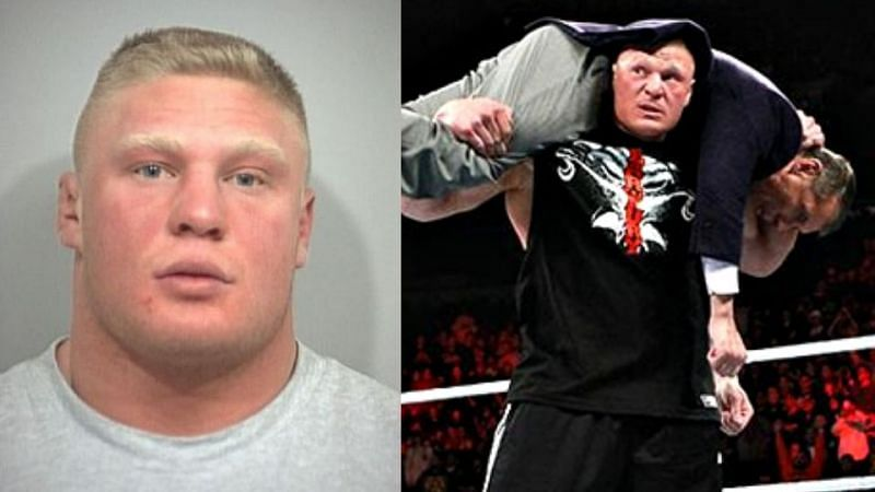 Brock Lesnar has gotten away with breaking more rules than probably any other WWE Superstar.