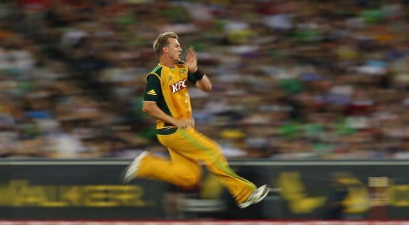 Brett Lee was one of the fastest bowlers during his time