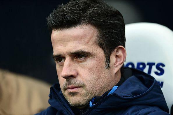 Everton are struggling under Marco Silva