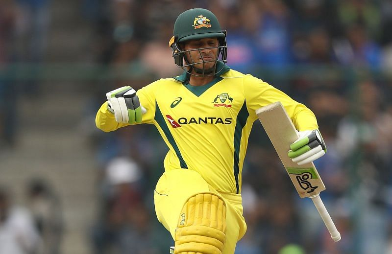 Usman Khawaja has made the most of his ODI chances and should be in the World Cup squad.
