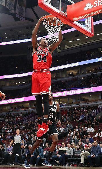 Brooklyn Nets v Chicago Bulls