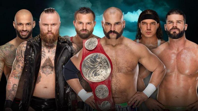 NXT call-ups versus veterans