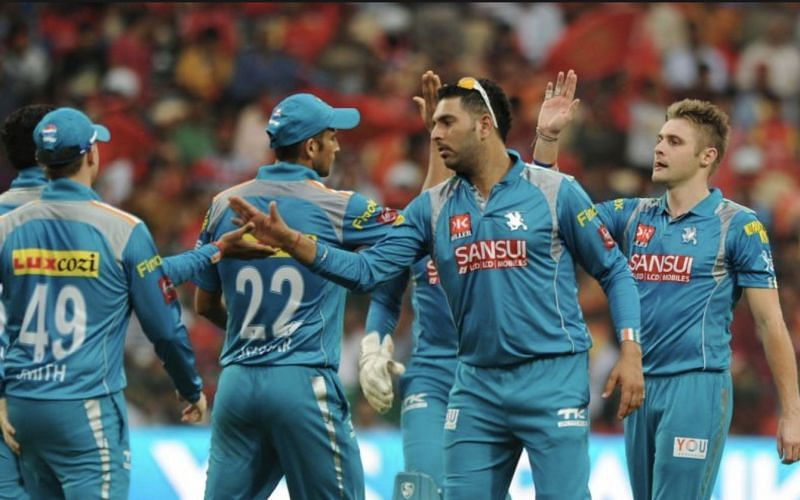 The Pune Warriors franchise didn