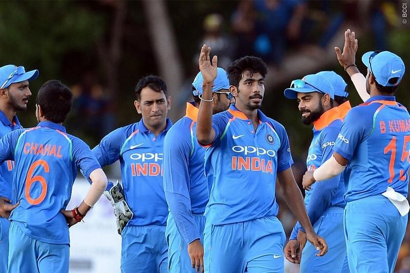 The spearhead of Indian bowling attack - Jasprit Bumrah