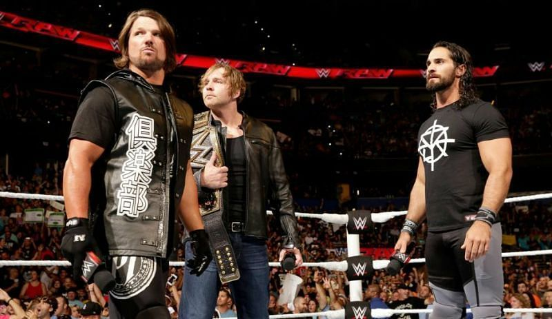AJ styles needs another heel turn