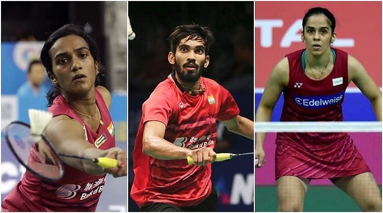 Sindhu, Srikanth, and Saina: The 3 stars of Indian Badminton participating in this year