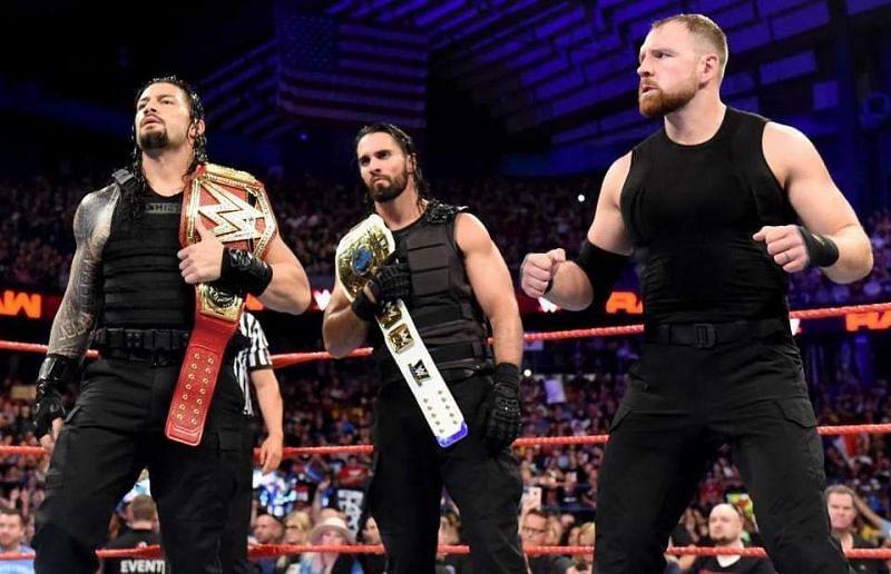 The Shield should reunite at WWE Fastlane