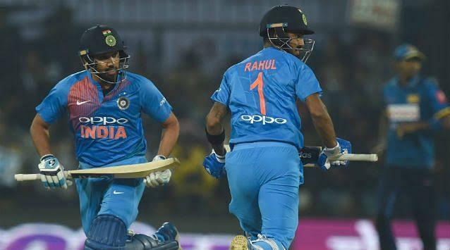 Rohit Sharma & KL Rahul